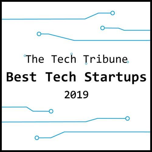 The Tech Tribune Best Tech Startups 2019 Logo