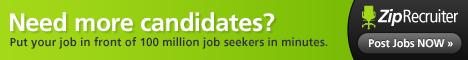 Get more job candidates with ZipRecruiter