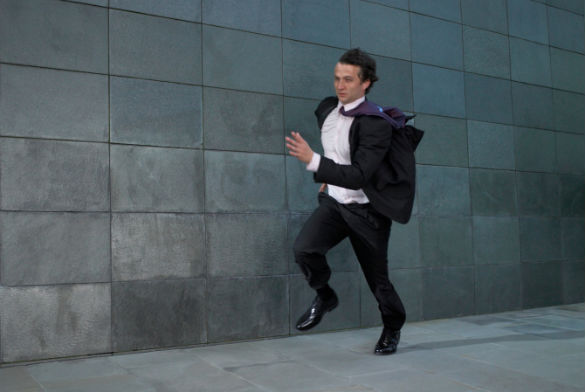 Late for a Job Interview? Use These 4 Tips to Recover