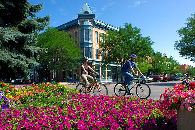 #8 Fort Collins, CO