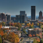 The Top 10 Western Cities for Jobs
