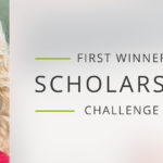 Congratulations to Our First Scholarship Winner!