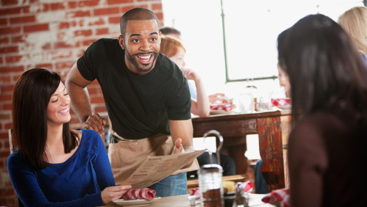 Why Waiters and Waitresses are Superhumans