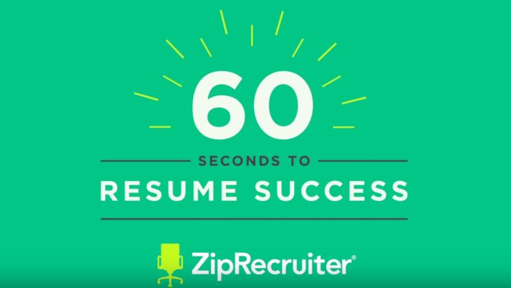 The Perfect Resume in Under 60 Seconds