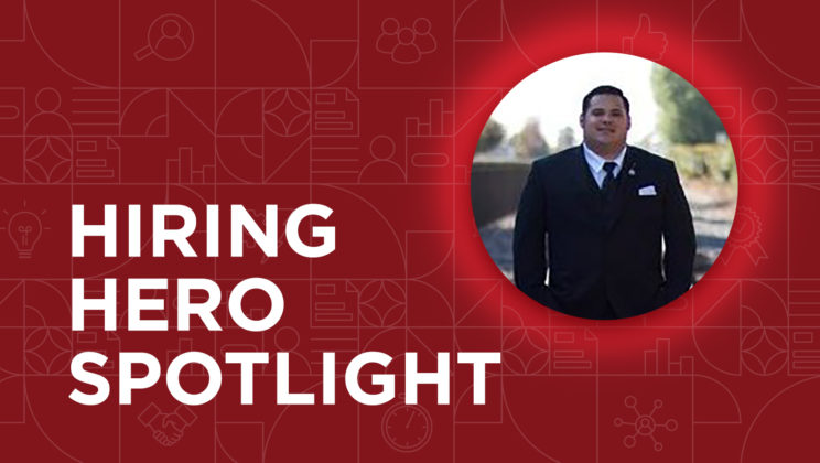 Meet Nicholas Vega, Human Resources & Corporate Recruiter at Athens Services