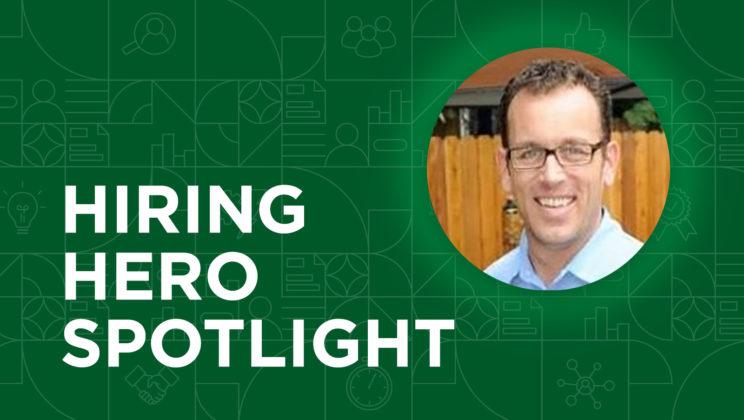 Meet Craig Rodrigue, Director of Recruiting at UDR