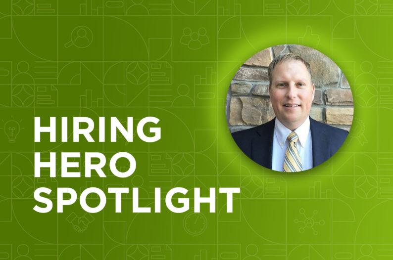 Hiring Hero Tyler Jacobsen of Extra Space Storage