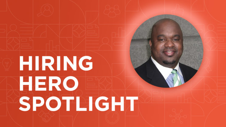Meet Marlin Gayfield, Assistant Director of Management Recruiting at Hobby Lobby
