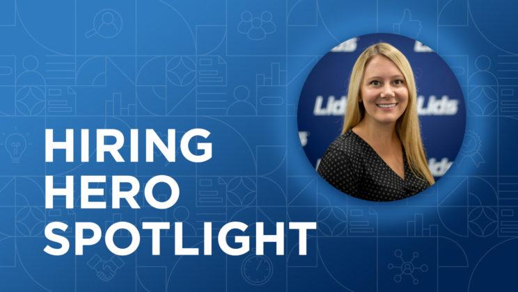 Meet Carlie Mueller, Manager of Talent & Development at Lids
