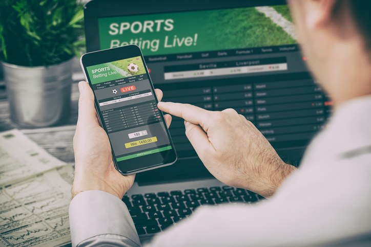 Sports betting jobs ml betting definition