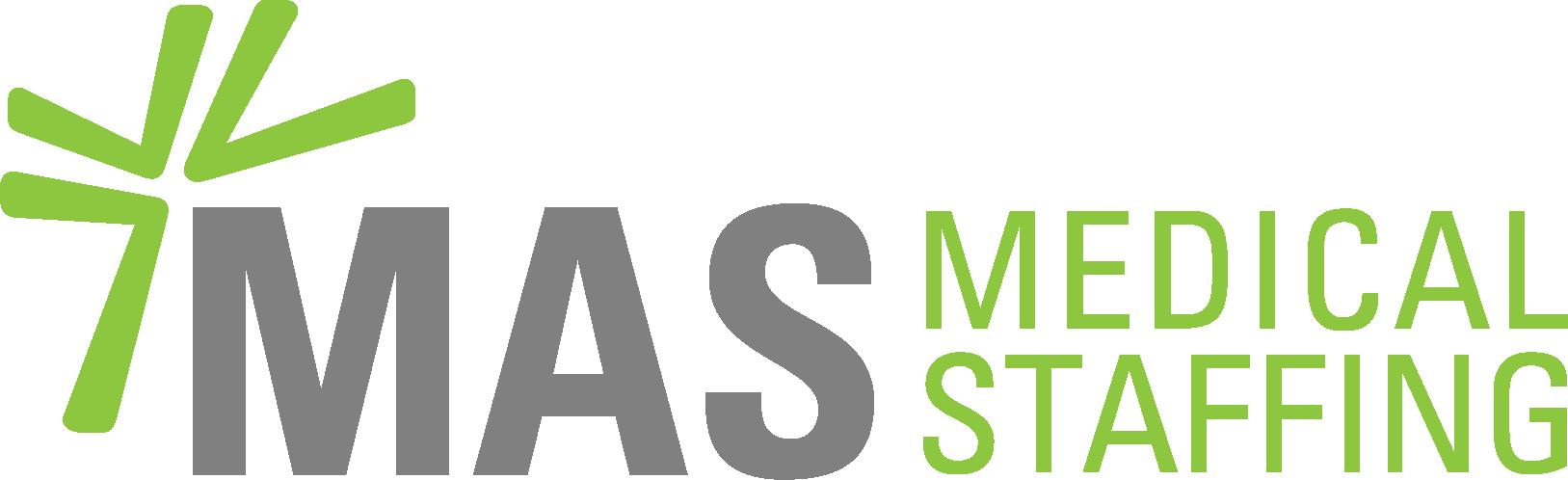 MAS Medical Staffing's logo