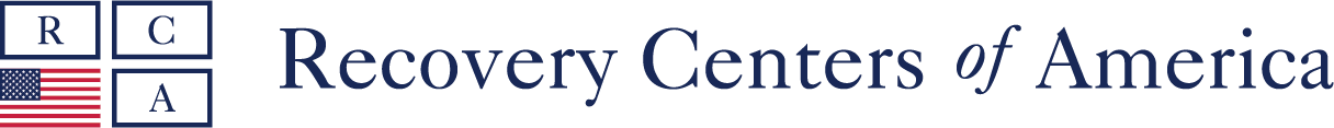 Recovery Centers of America's logo