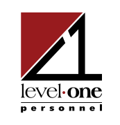 Level One Personnel's logo