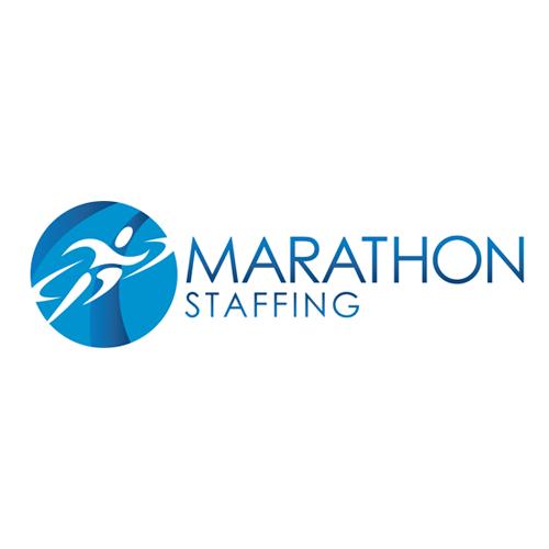 Marathon Staffing's logo