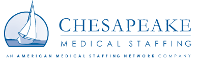 Chesapeake Medical Staffing's logo