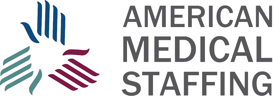 American Medical Staffing's logo