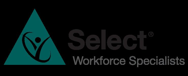 SelectStaffing's logo