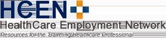 HealthCare Employment Network's logo