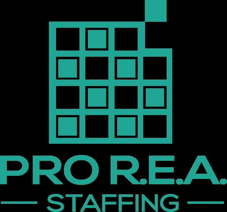 Pro R.E.A. Staffing's logo