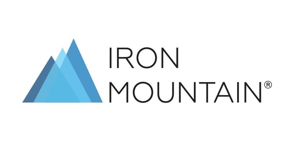 Iron Mountain's logo