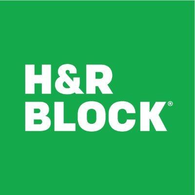 H&R Block's logo