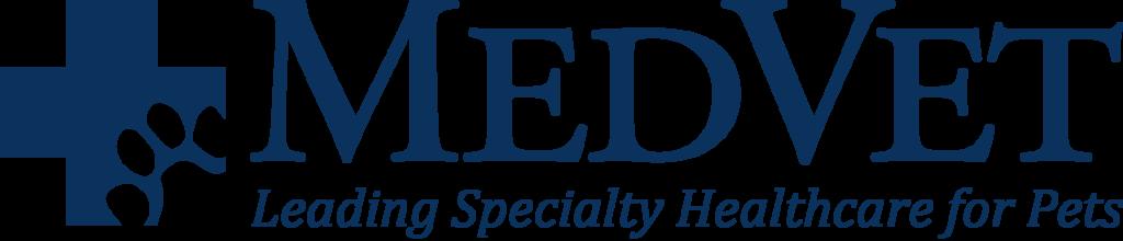 MedVet's logo
