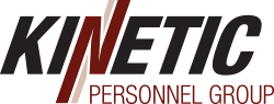 Kinetic Personnel Group's logo
