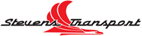 Stevens Transport's logo
