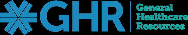 GHR Travel Nursing's logo