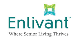 Enlivant's logo