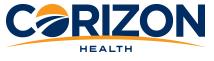 Corizon Health's logo