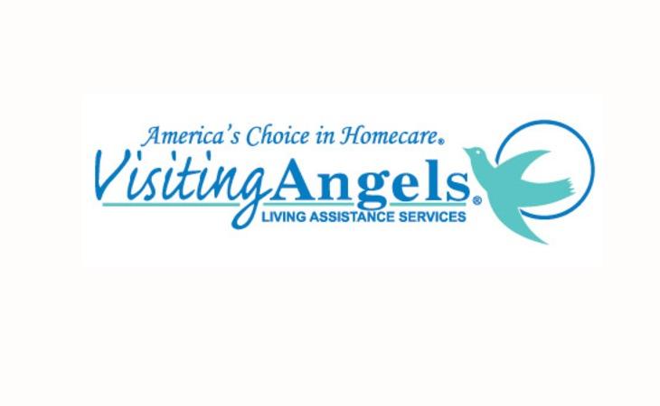 Visiting Angels's logo