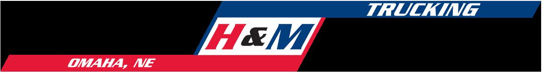 H & M Trucking Inc's logo