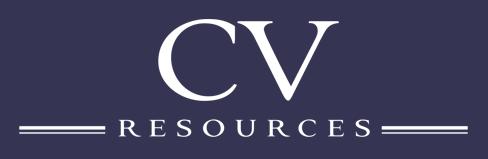 CV Resources's logo