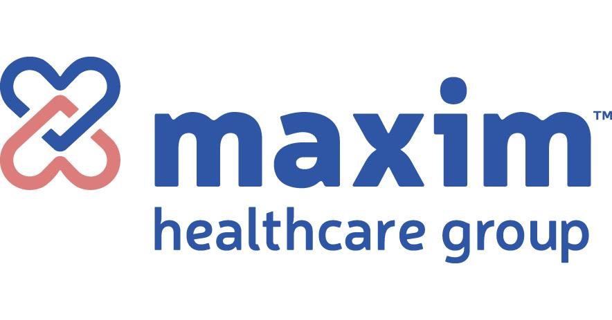 MAXIM HEALTHCARE GROUP's logo