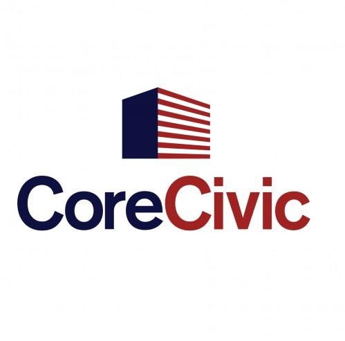 CoreCivic's logo