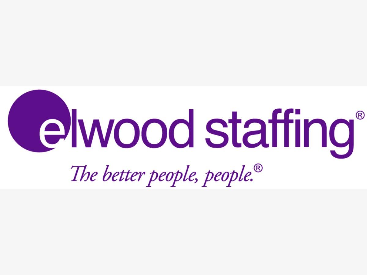 Elwood Staffing's logo