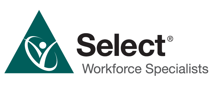Select Staffing's logo
