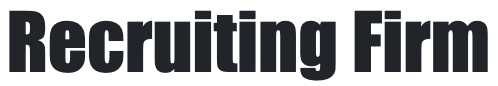 Recruiting Firm's logo