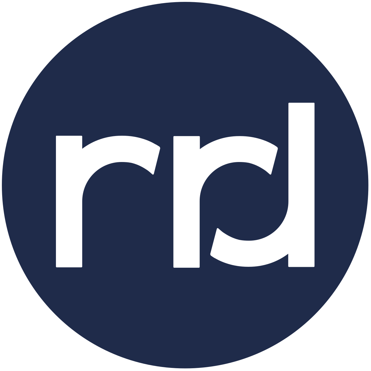 RR Donnelley's logo