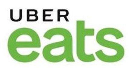 Uber Eats's logo