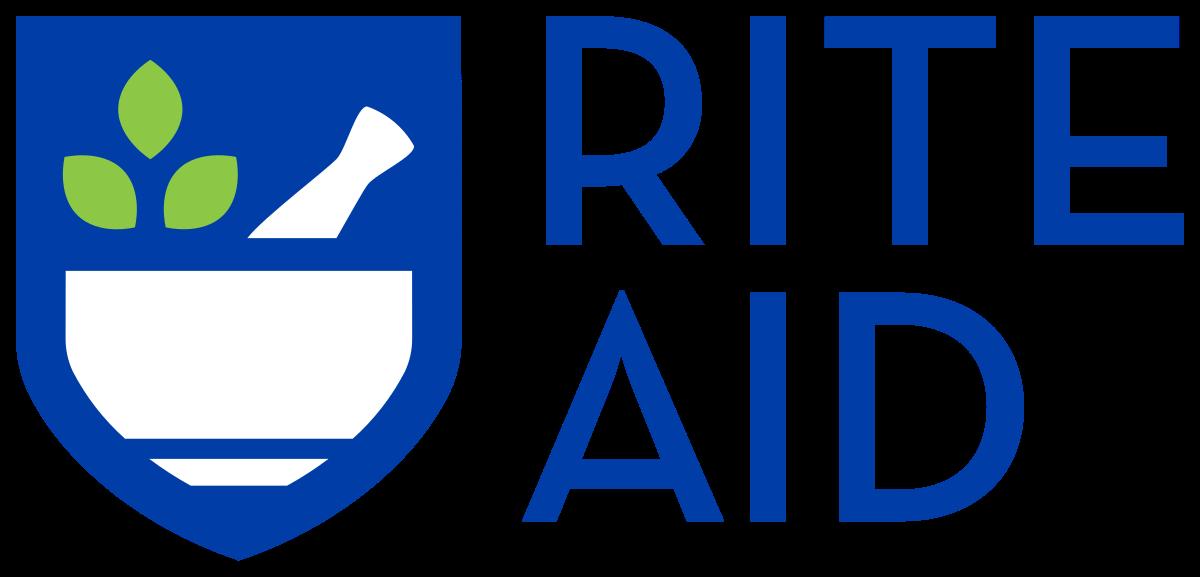 RITE AID's logo