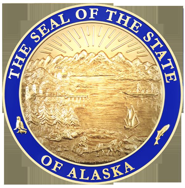 State of Alaska's logo