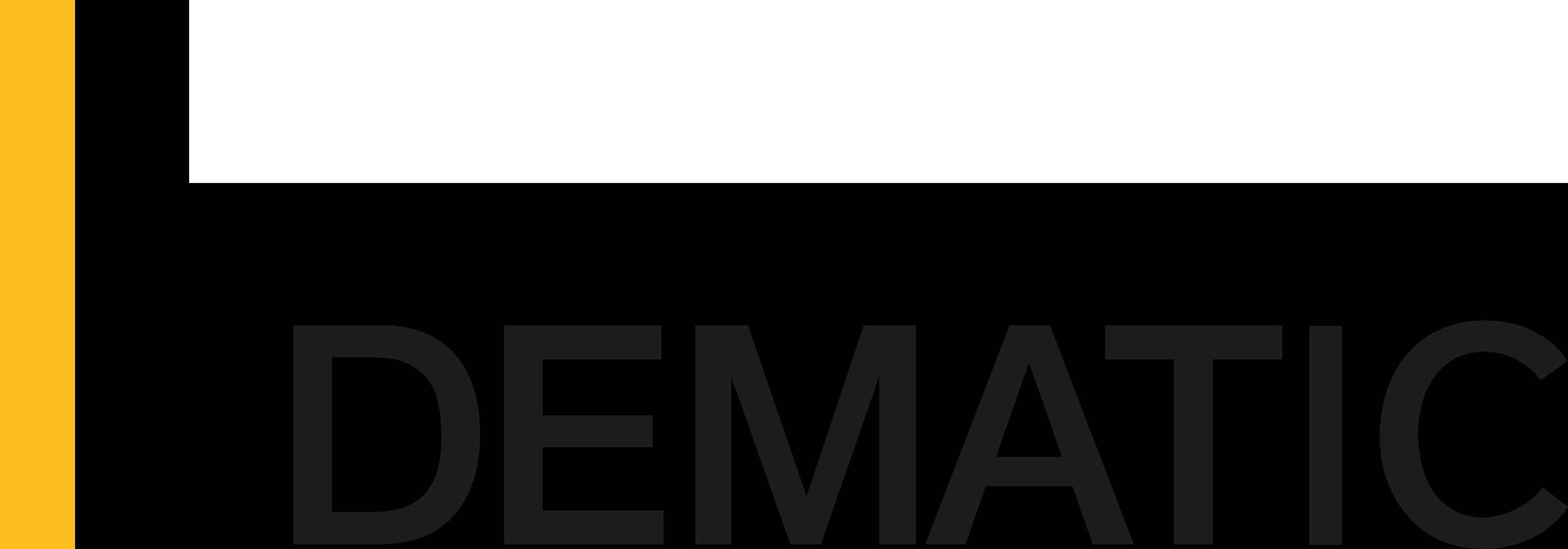 Dematic's logo