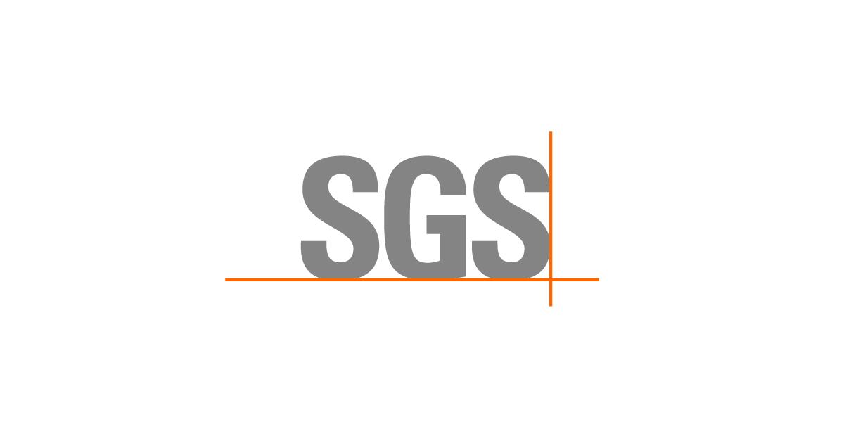 SGS's logo