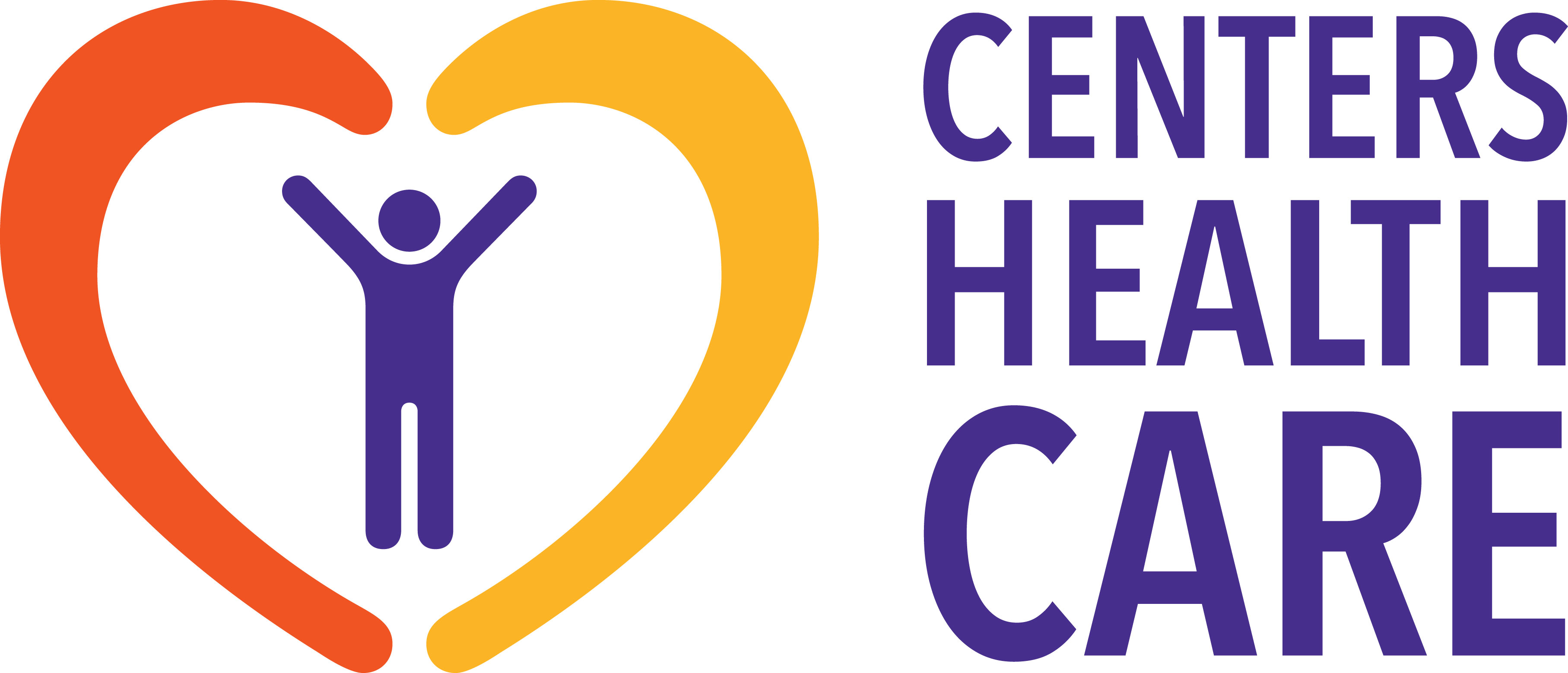 Centers Health Care's logo