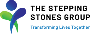 The Stepping Stones Group's logo