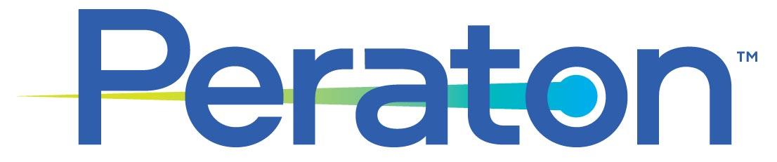 Peraton's logo