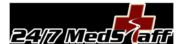 24/7 MedStaff's logo