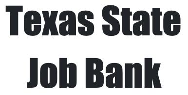 Texas State Job Bank's logo